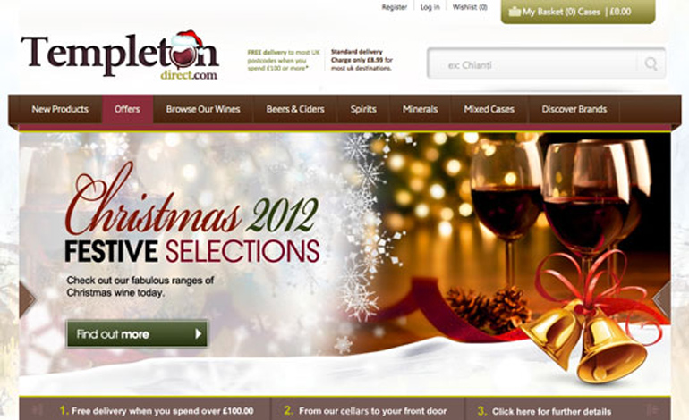 Templeton Direct Wine & Spirits