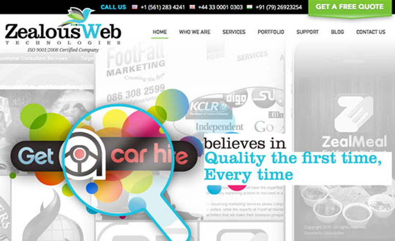 Best Web Designing And Development Firm