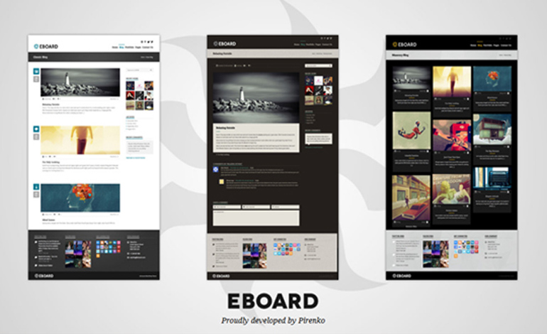 eBoard Wordpress Theme