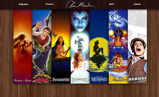 The World of Alan Menken