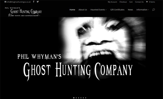The Ghost Hunting Company