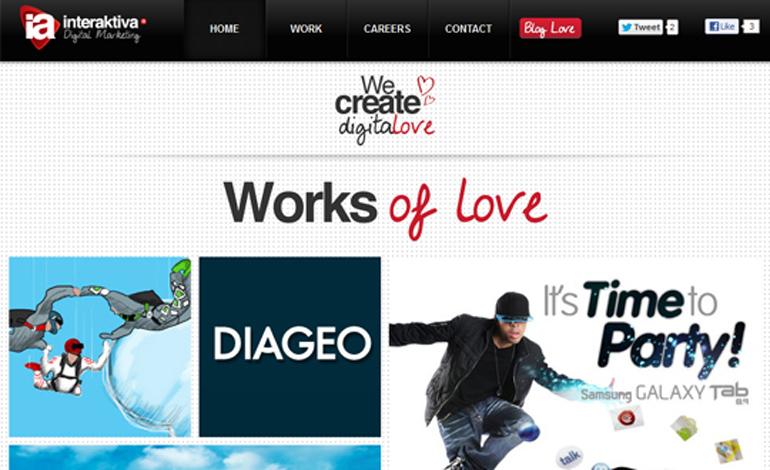 Interaktiva, we create digital love