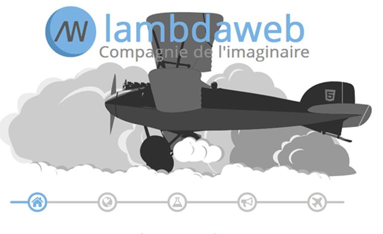 Lambdaweb