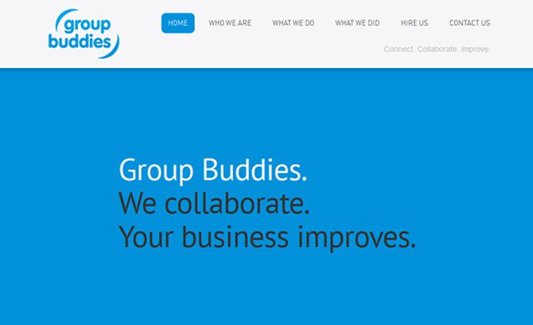 Group Buddies Web Site