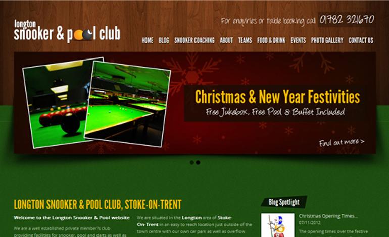 Longton Snooker & Pool