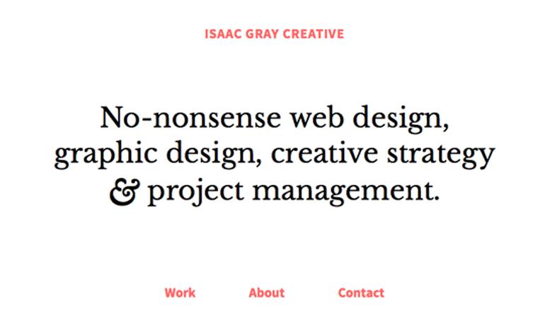 Isaac Gray Creative