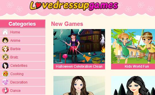 Dress Up Games For Girls Csslight
