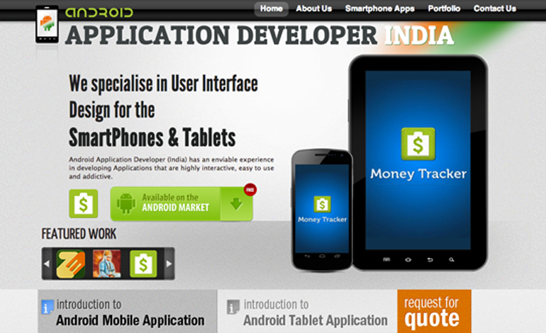 Android Application Developer In India
