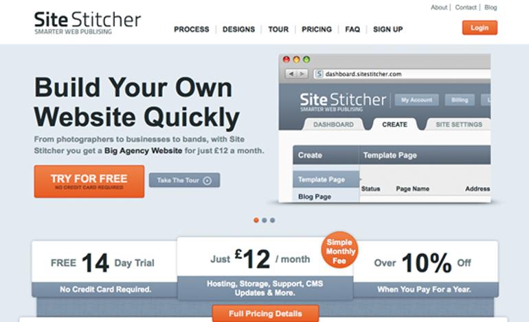 Site Stitcher