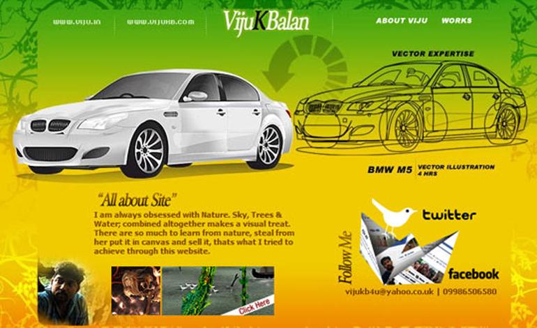 Viju's portfolio