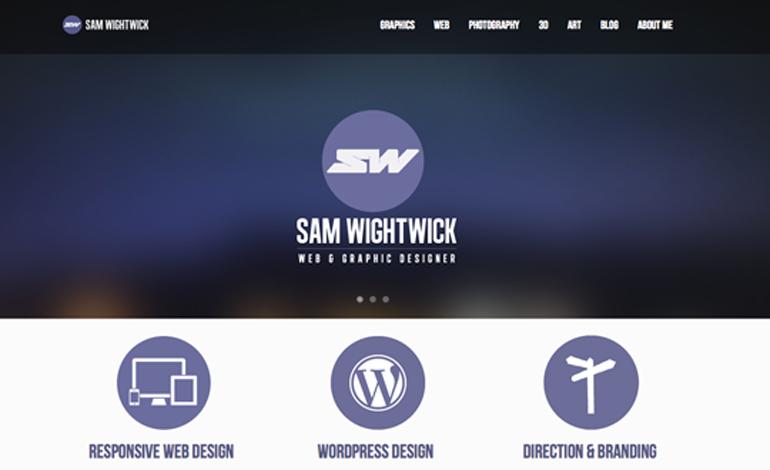 Sam Wightwick Portfolio