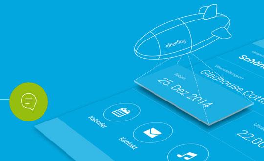 Webdesign Cottbus ideenflug