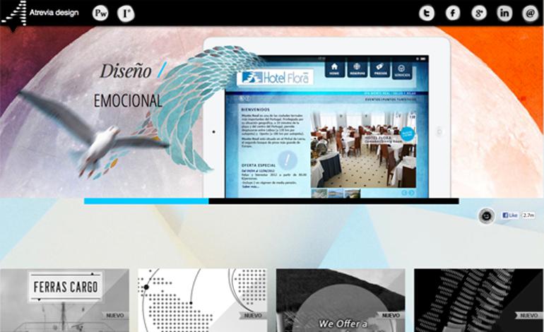 Creative Design - Atrevia Design