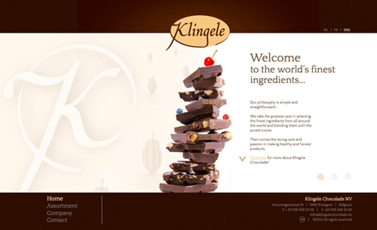Klingele Chocolade